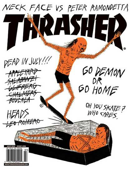 331f396bd992 Neckface Thrasher Mag