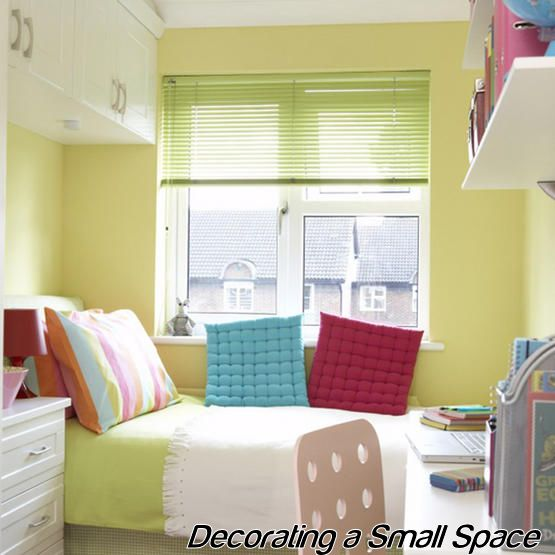 Small Space Decoration Inspiring Features Small Bedroom Decor