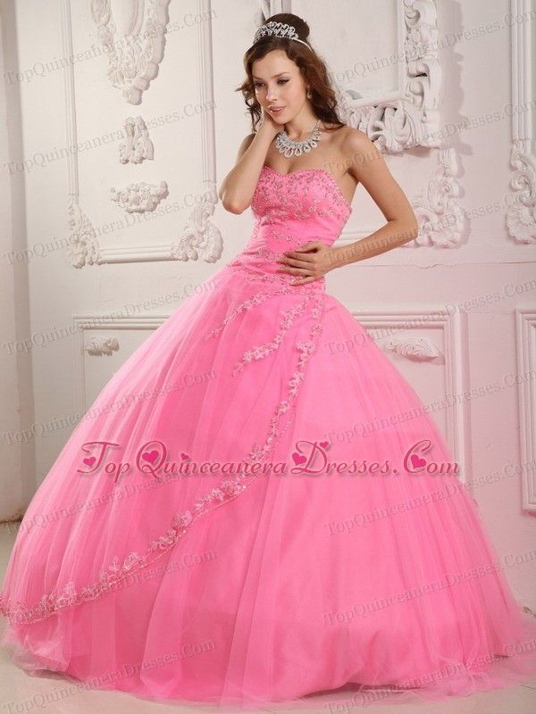 Pink Sweet 16 Dresses | All Gowns | Pinterest | Pink sweets, Sweet ...