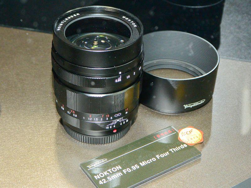This Looks To Be Pretty Interesting Voigtlander Nokton 42 5mm F 0 95 Mu 43 Com Photo Gear 5mm Prime Lens