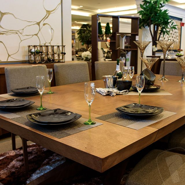 Mesa Verona Cod55576  Silla Dubai Luck Latte Cod40937 Fascinating Dining Room Furniture Dubai Review