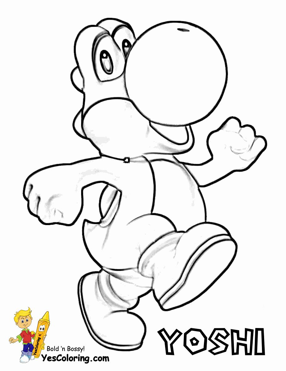 Super Mario Coloring Page Luxury Super Mario Printables Super