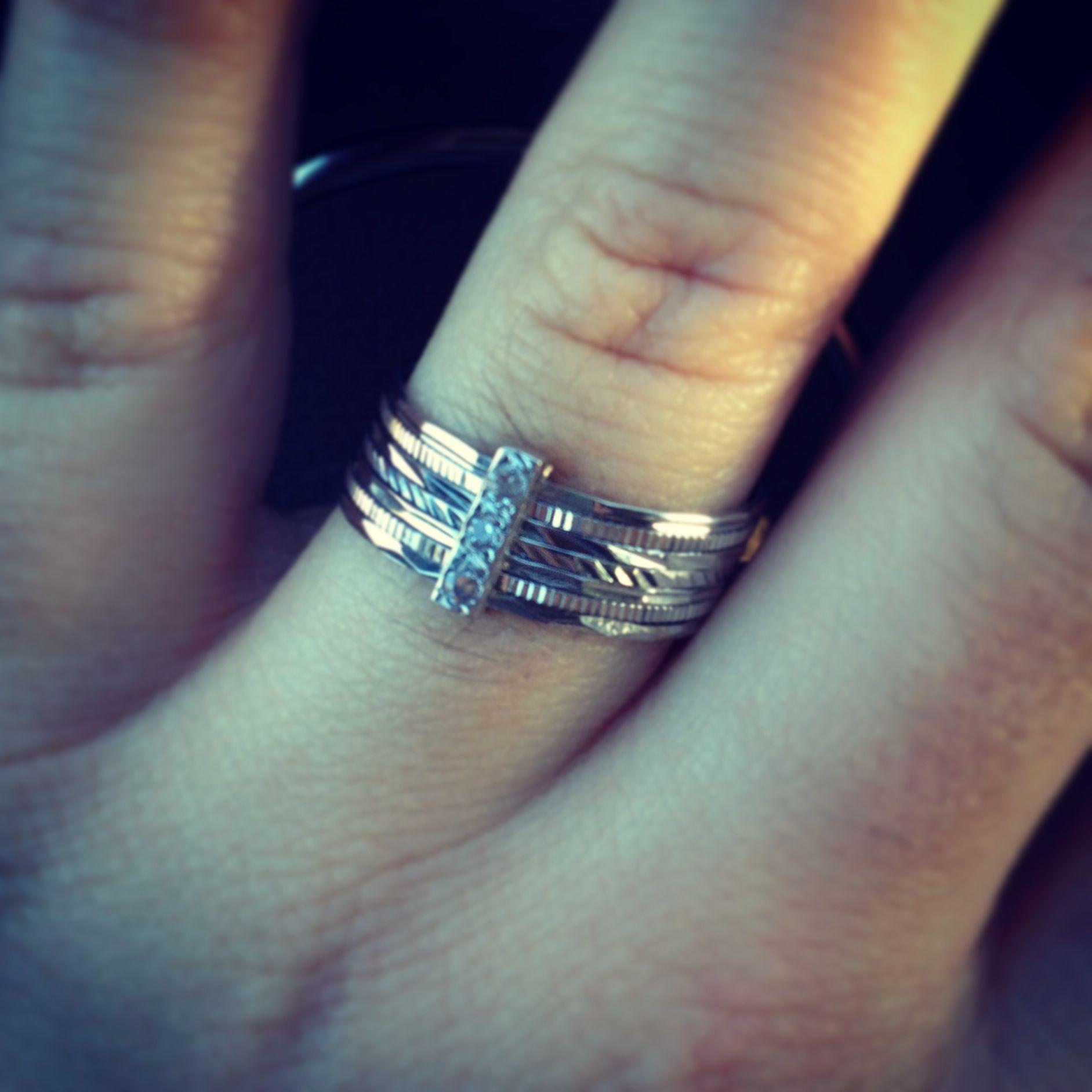 I LoVe My Beautiful Portuguese Ring