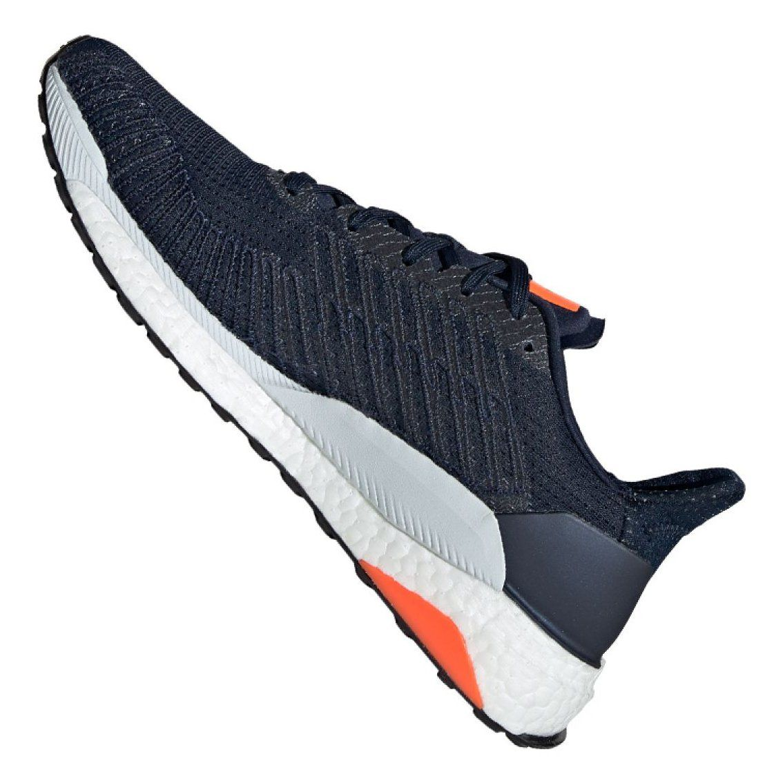 Wielokolorowe Buty biegowe adidas Solar Boost 19 M G28059
