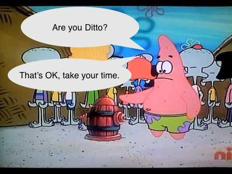 [Humor] How I imagine the Ditto hunt must be for many