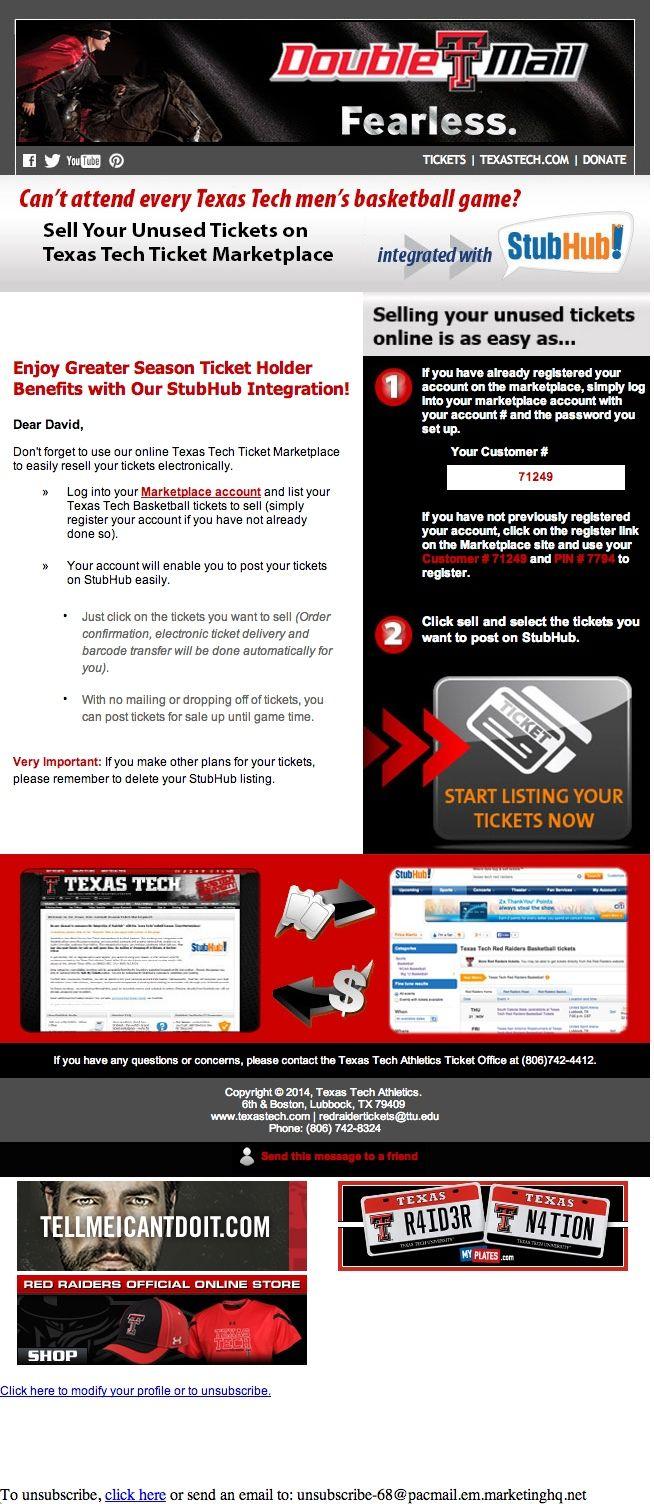 Texas Tech Gameday! Raider Power Pinterest Texas