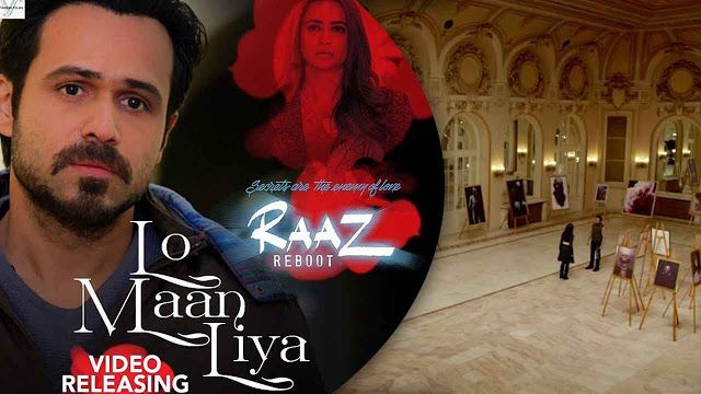Lo Maan Liya Video Song Raaz Reboot Arijit Singh Lyrics Raaz Reboot Songs Reboot