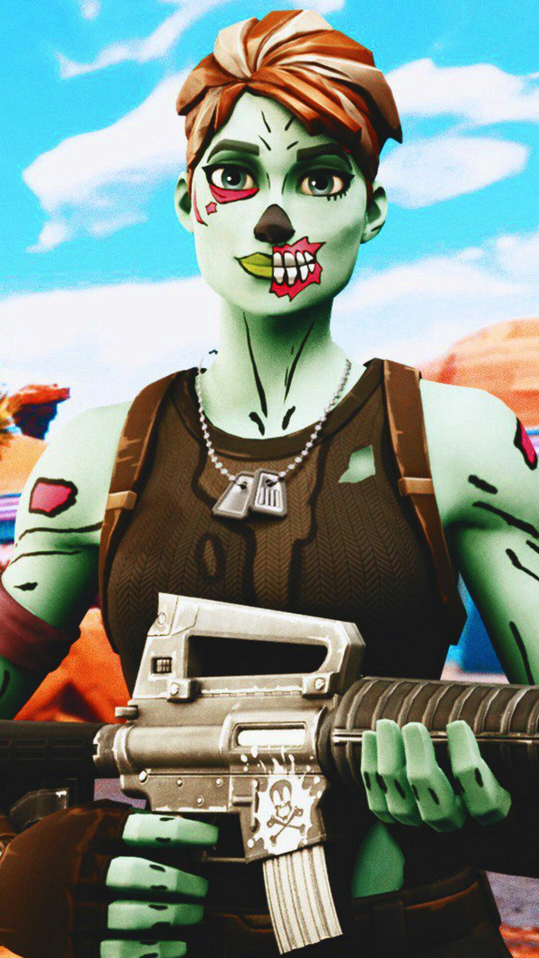 Ghoul Trooper With Images Gaming Wallpapers Best Gaming