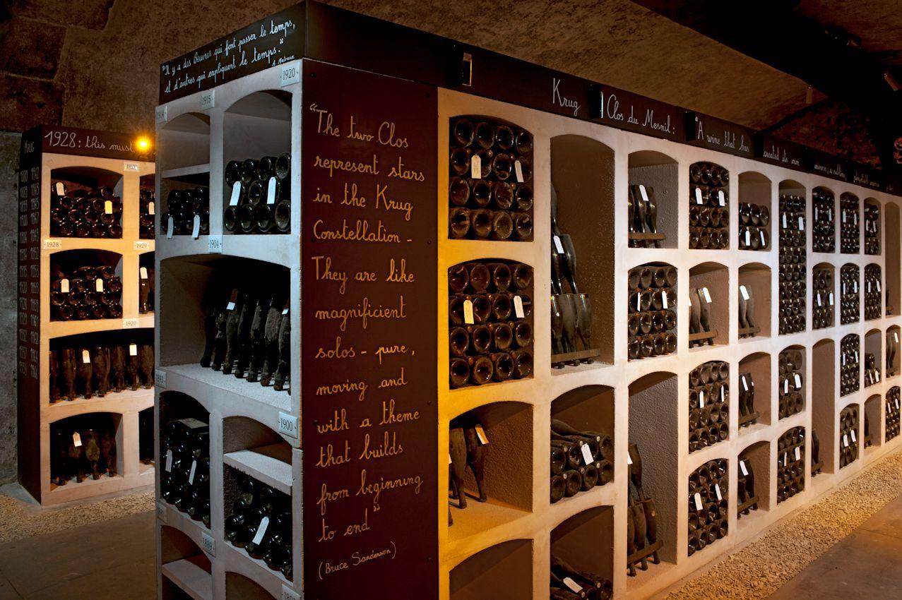 Pin Op Wijnkelder