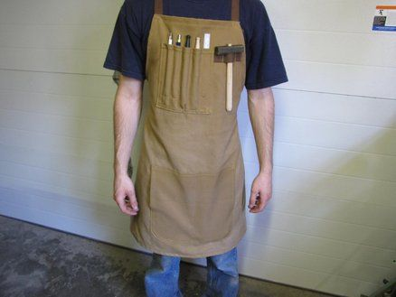 Homemade Shop Apron Front Shop Apron Pinterest Woodworking