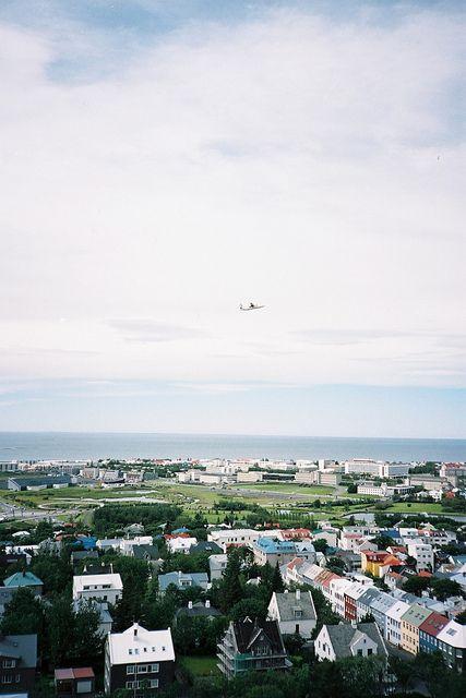 Reykjavík by sotomeior