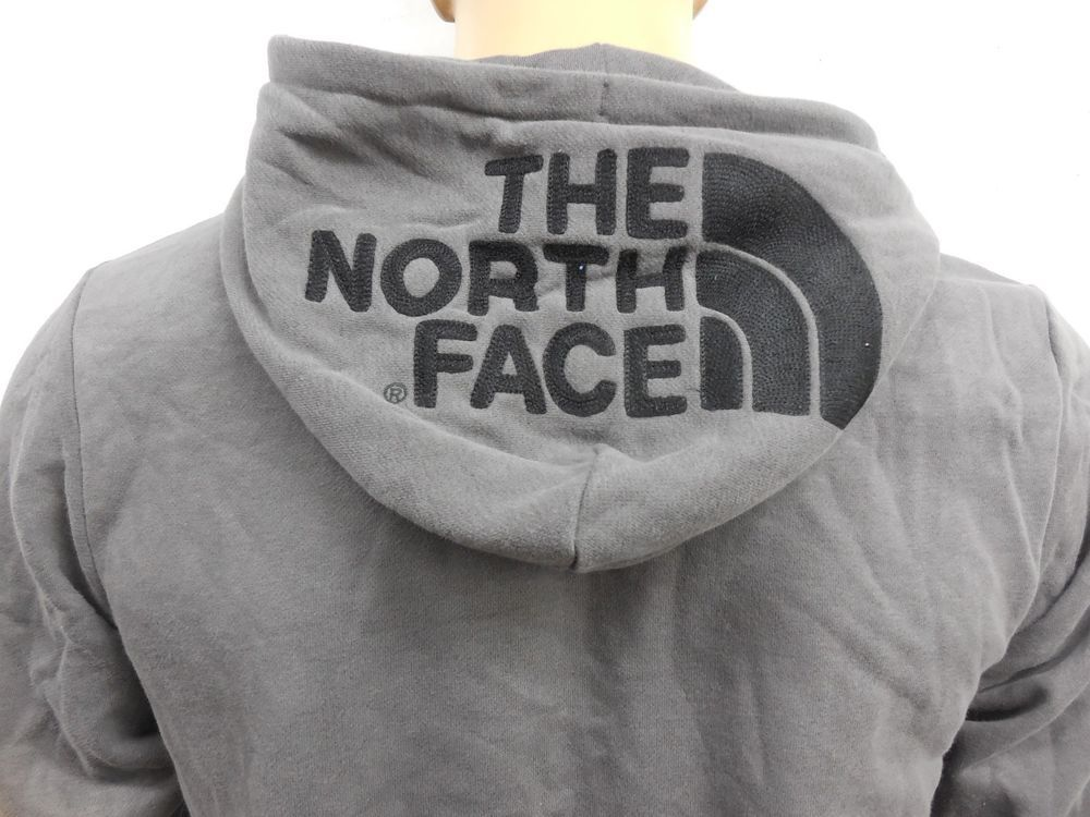 New the north face mens rearview embroidered logo hood full zip french terry long sleeve regular s sweats hoodies for men ebay the north facenorth gumiabroncs Image collections
