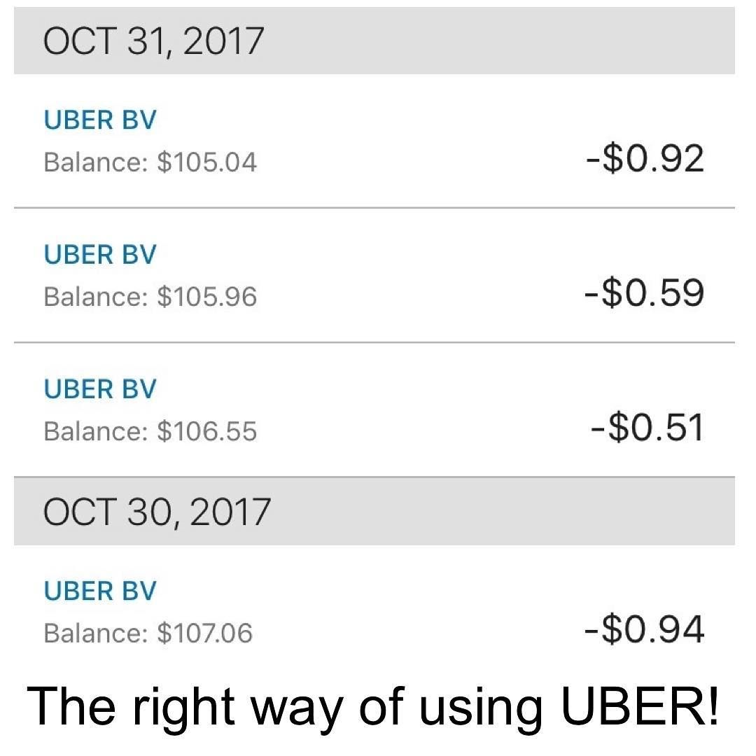 random uber code text