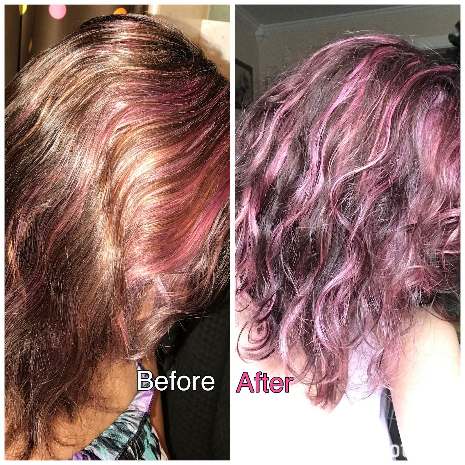 Manic Panic Cotton Candy Pink Pink Cotton Candy Fantasy Hair Color Dyed Hair