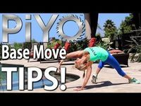 PiYo Base Moves Tutorial with Chalene Johnson