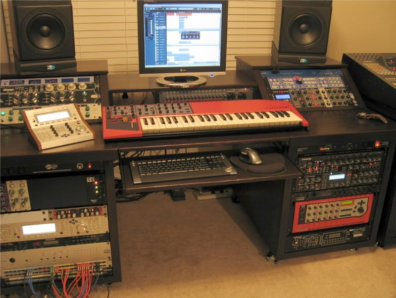 Pin By Brandon Mcclelland On Synth Setups In 2018