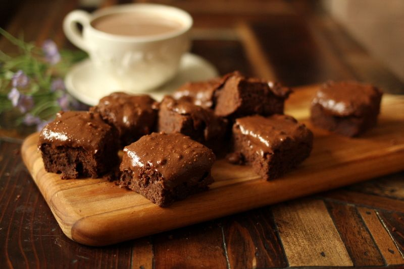 low carb brownies sugar free brownies low carb zucchini brownies rezeptideen kekse und kuchen. Black Bedroom Furniture Sets. Home Design Ideas