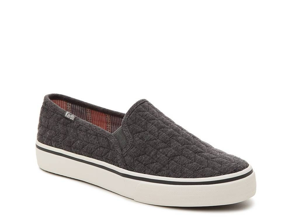 37311e0f19e24 Keds Double Decker Quilted Slip-On Sneaker - Womens