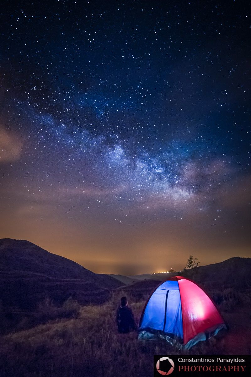 July! The heart of the summer. Perfect time for camping!  My websiste  http://www.constantinospanayides.com/  My FB page  https://www.facebook.com/ConstantinosPanayides.Photography?ref=hl