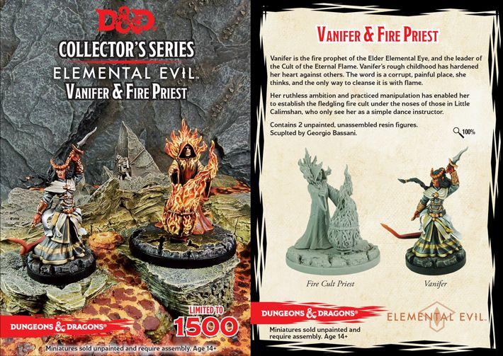 temple of elemental evil vanifer priest box set d d collectors
