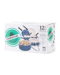12pc Cookware Set