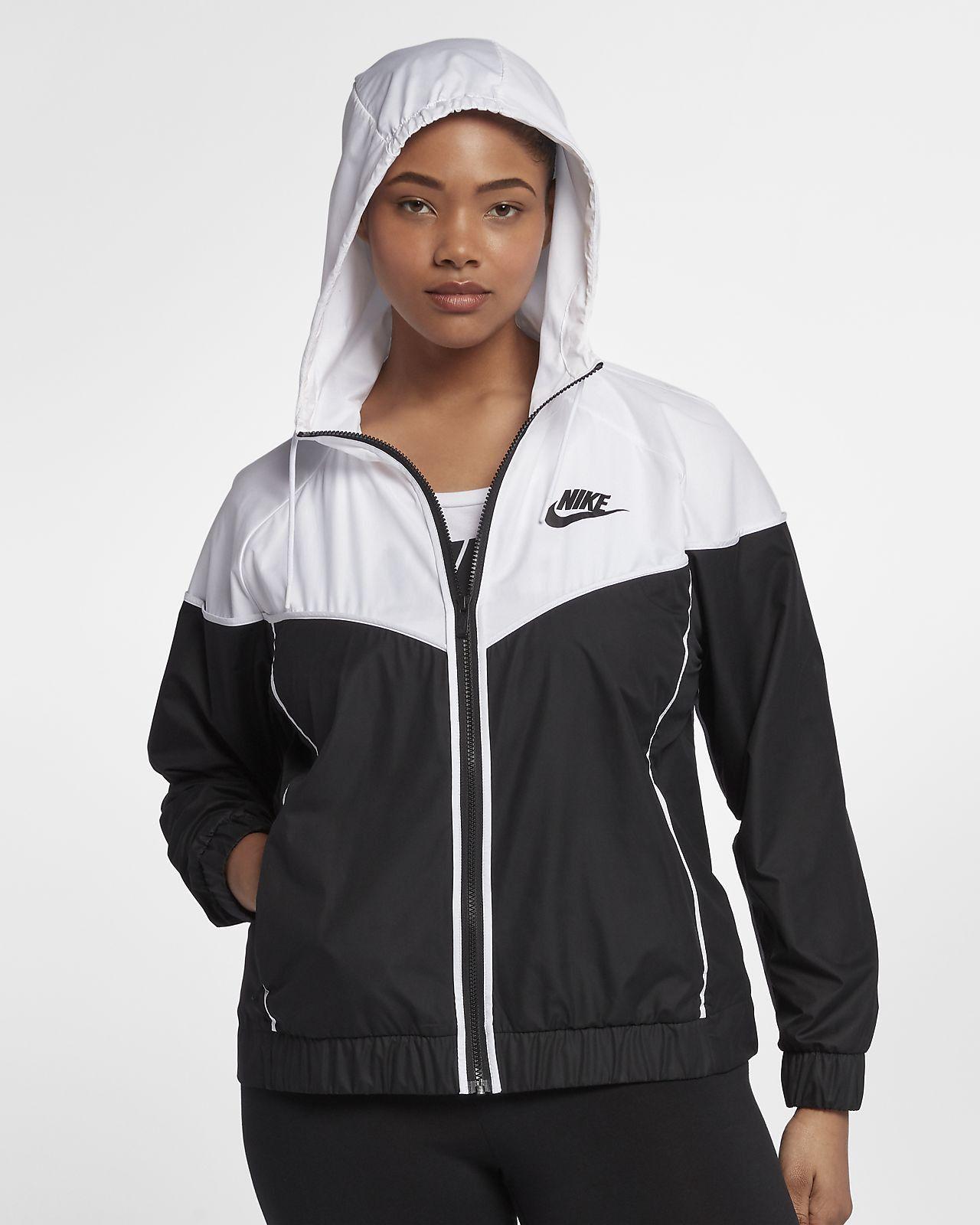 2a35f97ada4 Nike Sportswear Windrunner Women s Jacket (Plus Size) - 2X (20W-22W)