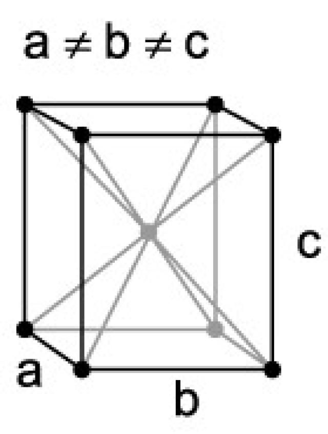 Bravais Crystal Lattices Body-Centered Orthorhombic Bravais Crystal - new malaysia education blueprint wikipedia