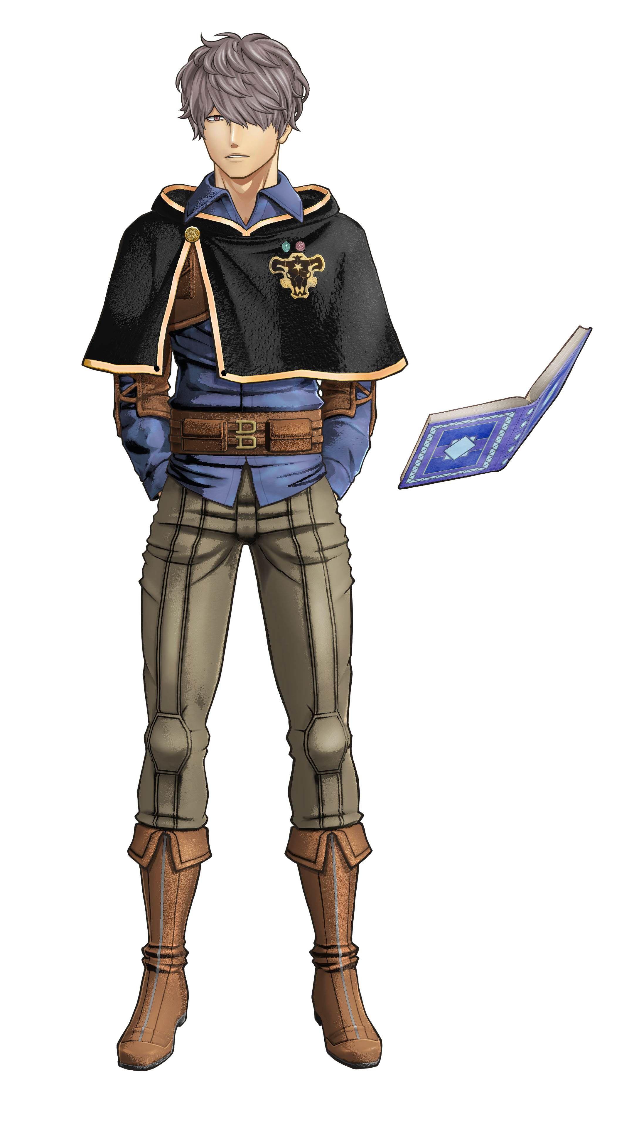 Gauche Adlai Gambar Anime Animasi Gambar