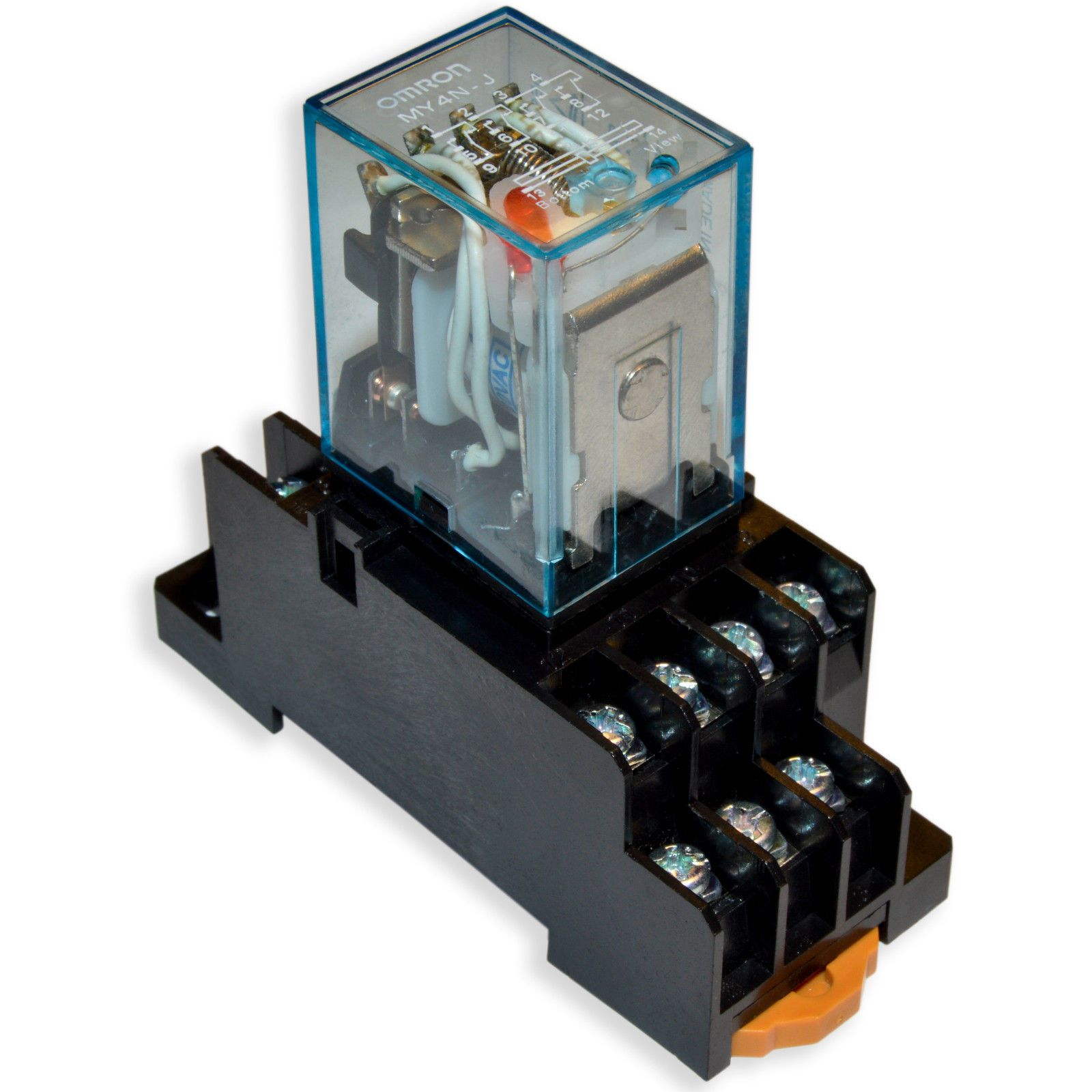 Pin On Relays And Contactors