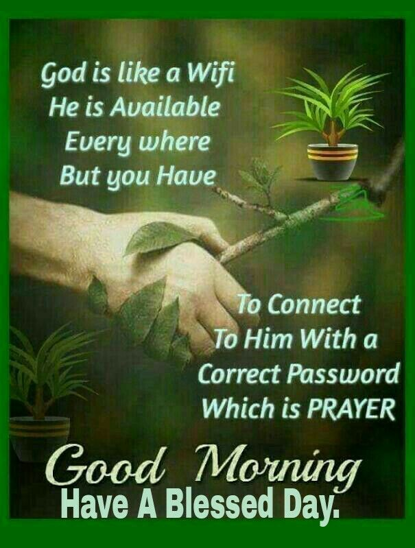Good Morning Spiritual Memes