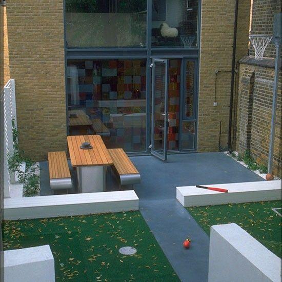 Child Friendly And Practical Garden Space | Contemporary Garden Ideas |  Garden | PHOTO GALLERY
