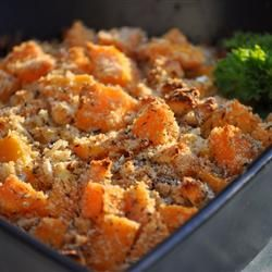 """Butternut Squash Bake 