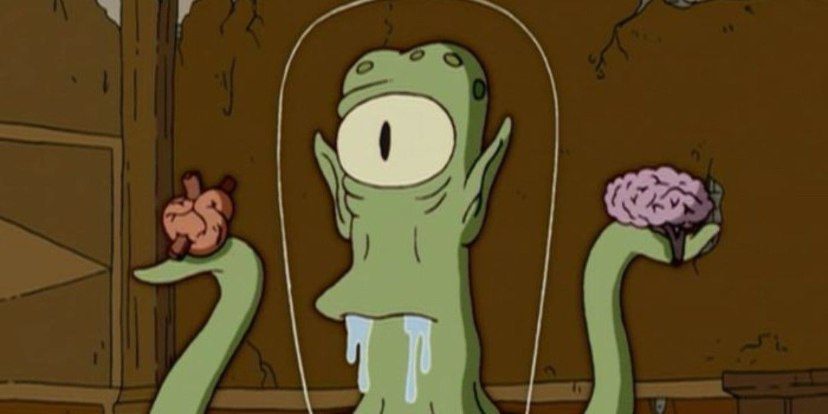 'You said we'd be greeted as liberators!': 10 anxiety-reflecting Simpsons Halloween segments