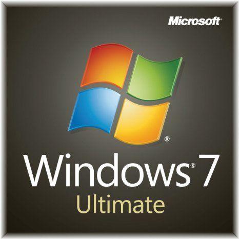 Windows 7 Ultimate Sp1 64bit Full System Builder Oem Dvd 1 Pack