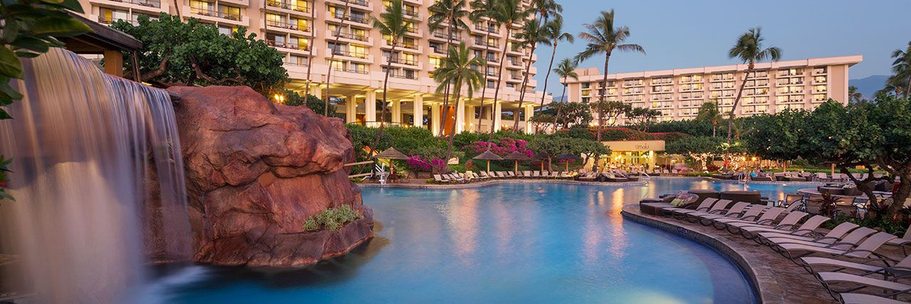 Hyatt Regency Maui Resort And Spa Honeymoon In Hawaii