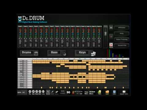 Dr Drum - Virtual DJ Mixer Software | Dr Drum Beat Making