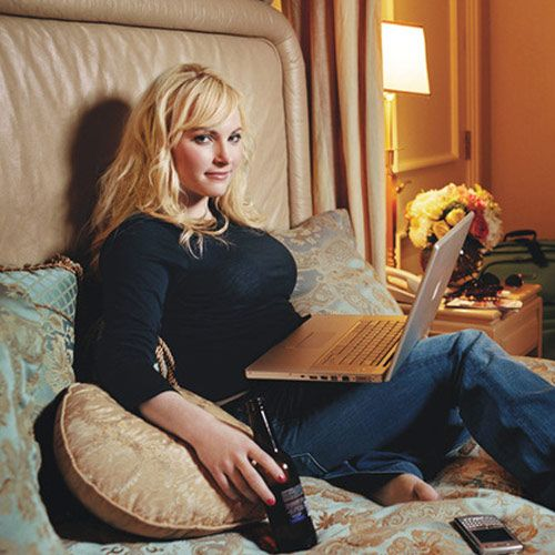 Meghan McCain: Important Young Conservative Voice. I Hope
