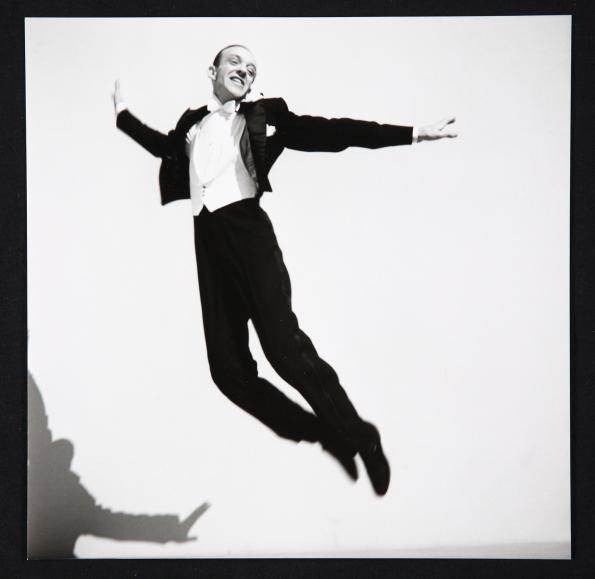 Fred Astaire by André De Dienes