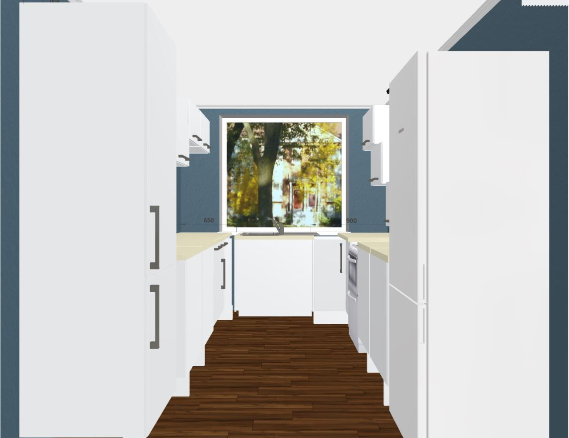 White Glossy Kitchen For A Small Spacefree 3D Kitchen Planner Unique 3D Kitchen Design Software Free 2018