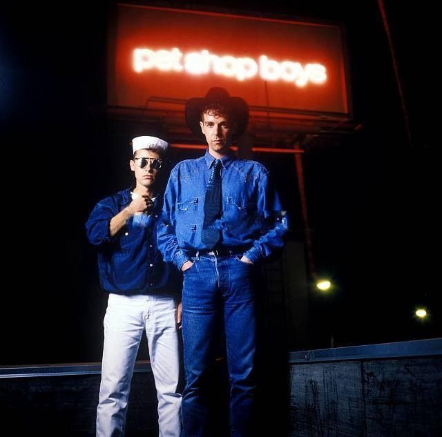 Pet Shop Boys Pet Shop Boys Neil Tennant Boy Music