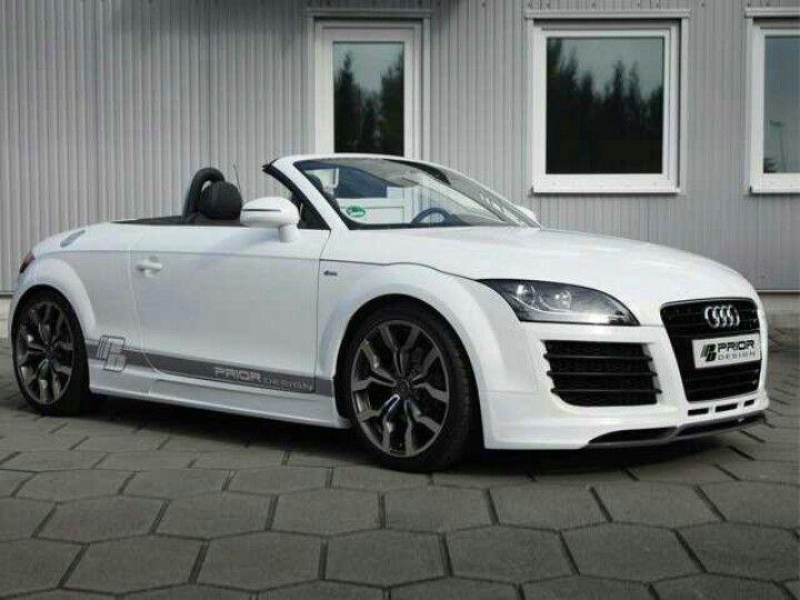 Audi TT | Audi tt, Audi tt roadster, Audi