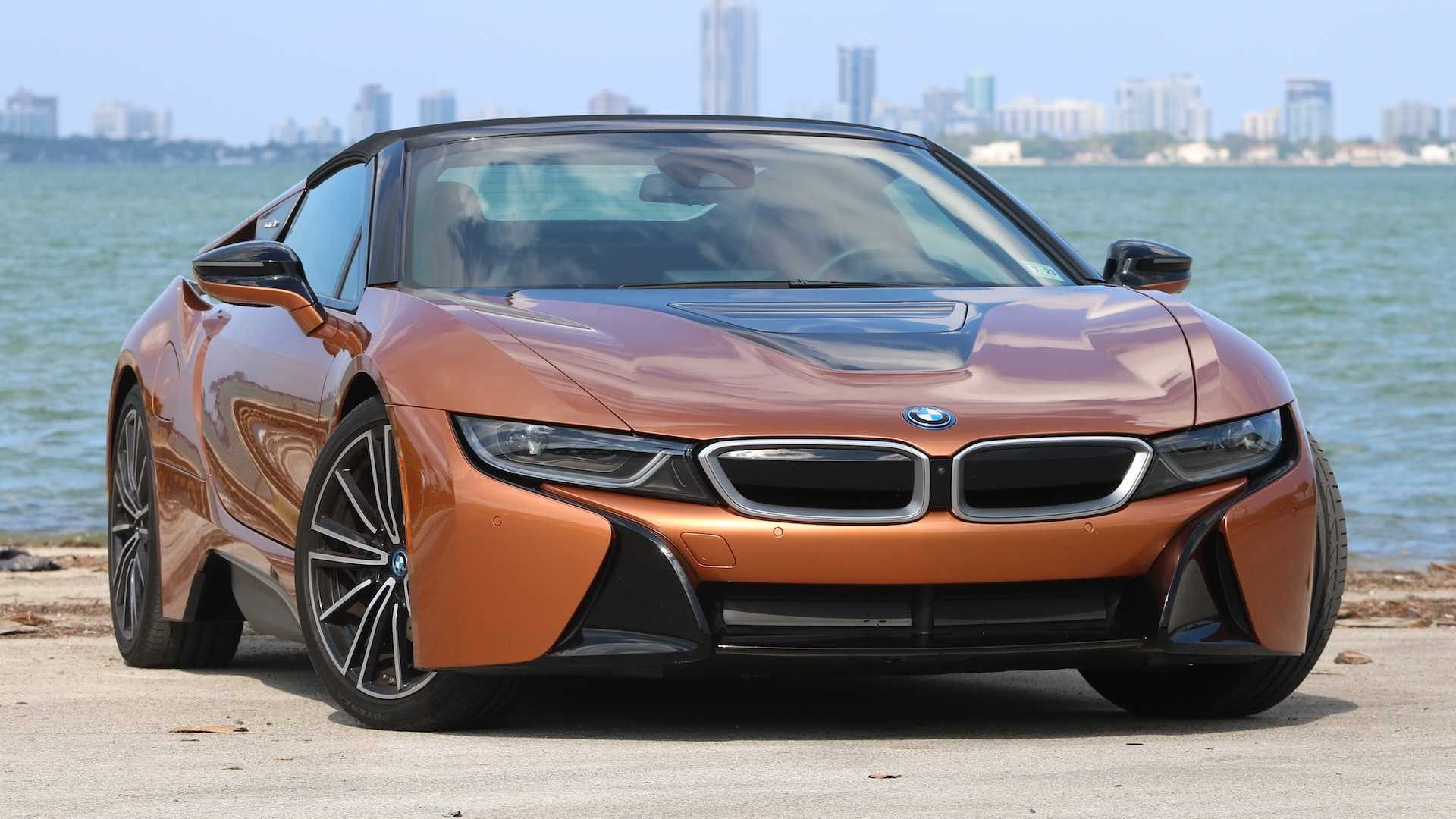 8 Awesome Design Cars that you Can't Miss to See Bmw i8