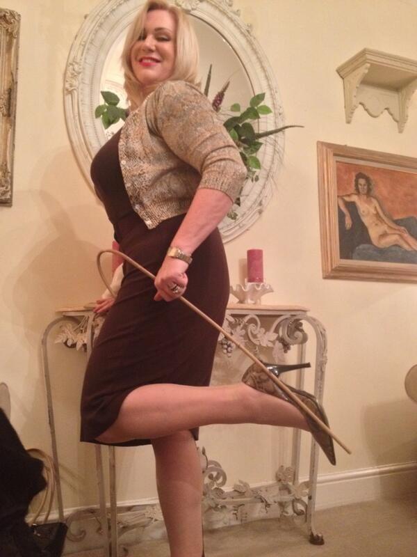 Lady in cheif femdom