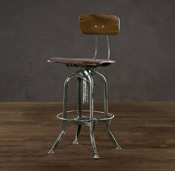 Restoration Hardwares Vintage Toledo Chair You Can Also Purchase Originals On Etsy And Ebay