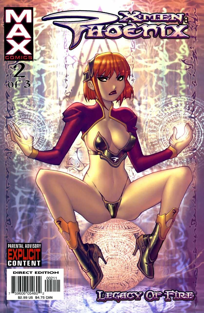 X Men Phoenix Legacy Of Fire 2 By Ryan Kinnaird Marvel Max Art Story Shadow King