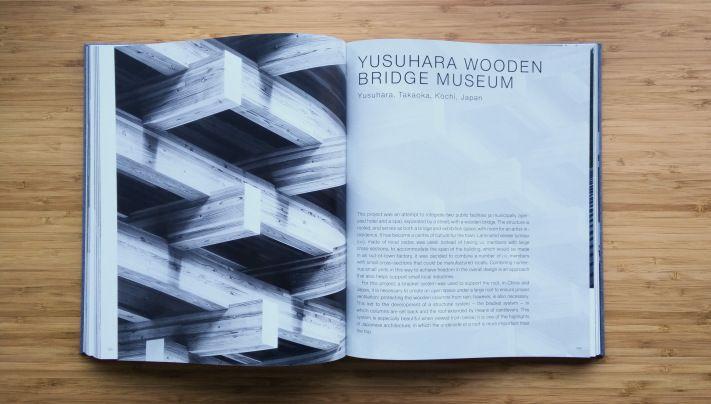 Kengo Kuma , Yusuhara Wooden Bridge Museum