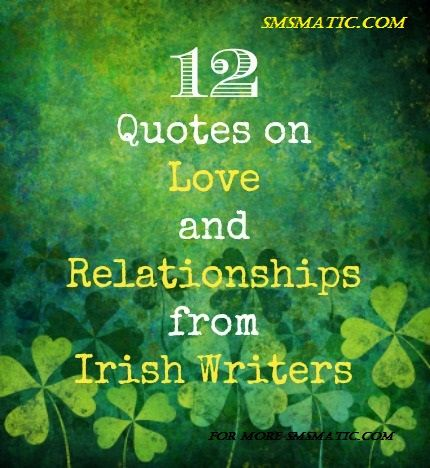 Irish Love Quotes Irish Love Quotes  Quotes  Pinterest  Ireland