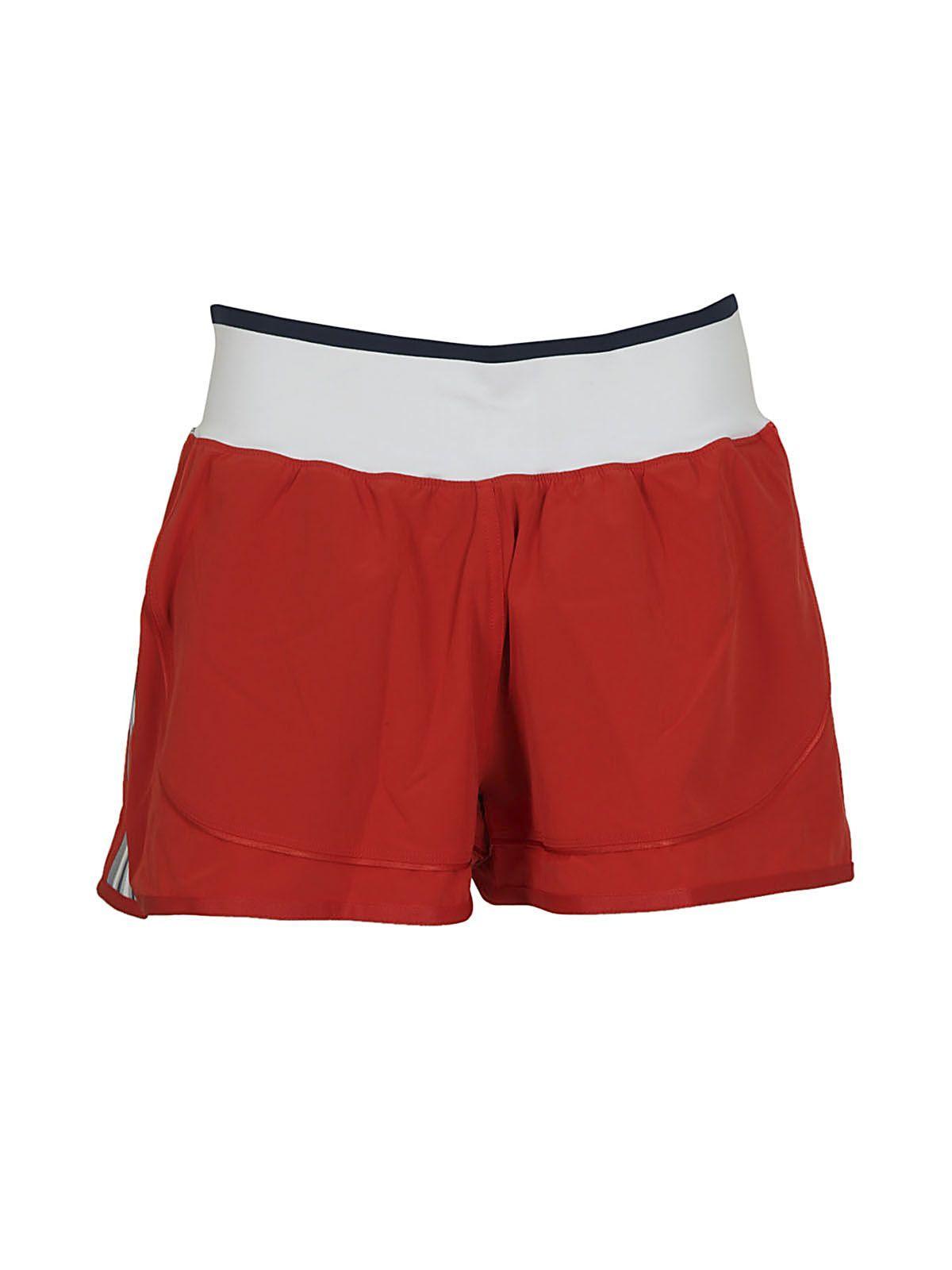 d1f8747b1dfa ADIDAS BY STELLA MCCARTNEY ADIDAS BY STELLA MCCARTNEY SIDE STRIPE  PERFORMANCE SHORTS. #adidasbystellamccartney #cloth #