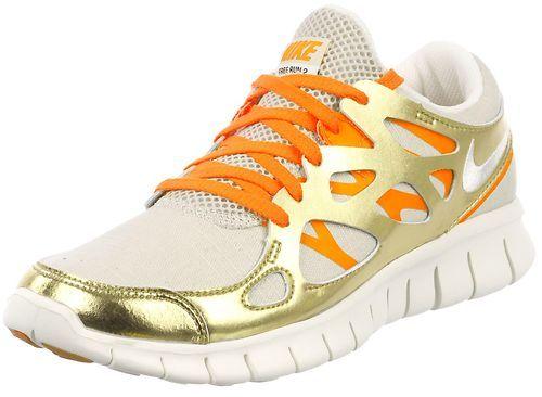 Or Et Orange Nike Free Runs