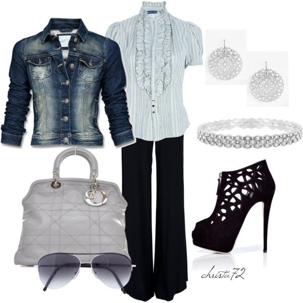 """Blues Club"" by christa72 on Polyvore"